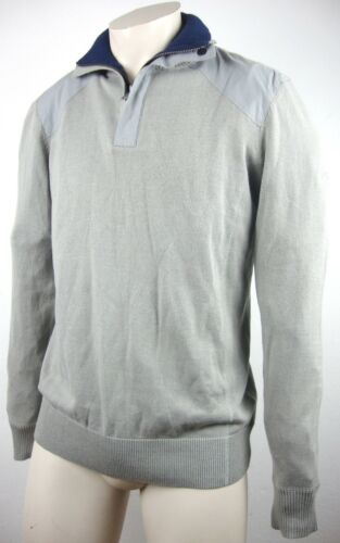 Jeans nuovo maglione taglia con Pullover L grigio Dkny maglia Uomo etichetta aOIwx