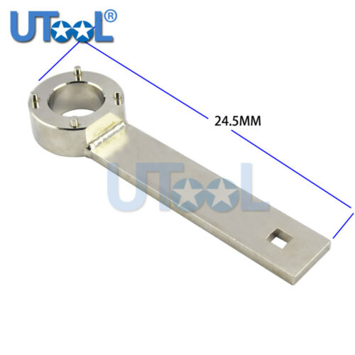 CRANK PULLEY COUNTER HOLDING WRENCH 4 VIBRATION DAMPER T10355FOR VW AUDI 1.8/&2.0