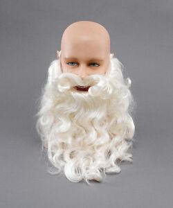 10-034-Santa-Papa-Noel-barba-de-Santa-Claus-Para-Hombre-Accesorio-Disfraz-Elaborado-Vestido