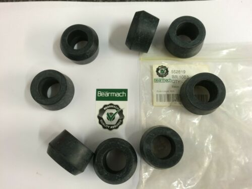 3 SHOCK ABSORBER Mounting Rubber Bush Kit Bearmach Land Rover Serie 2 br1083
