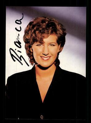 ZuverläSsig Bianca Shomburg Autogrammkarte Original Signiert ## Bc 146929 Original, Nicht Zertifiziert Autogramme & Autographen