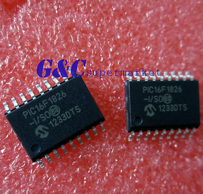 2PCS PIC16F648A PIC16F648A-I//SO SOP IC MCU 8BIT 7KB FLASH NEW
