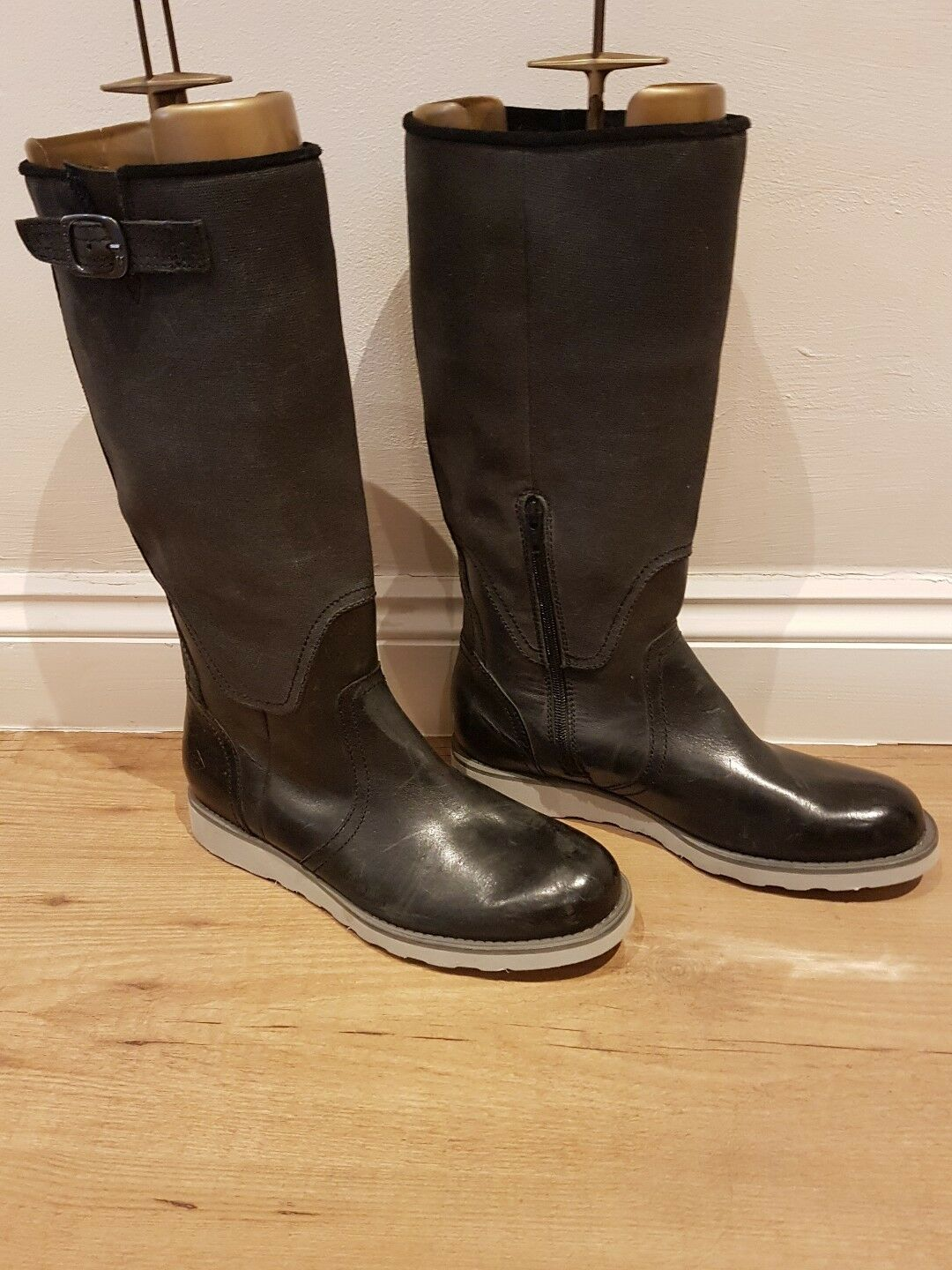 LADIES G STAR UK BOOTS UK STAR SIZE 8 b20cd9