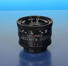 Westromat 1.9/50mm Isco Göttingen lens objectif Objektiv für M42 - (92353)