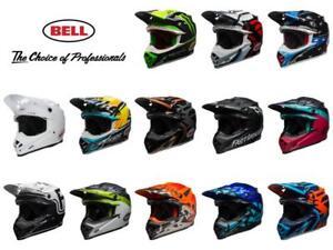 82471d0e9a9d6 Details about BELL MOTO-9 MIPS Helmet - Adult Motocross Off Road Dirt Bike  ATV Helmet DOT/ECE