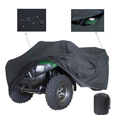 XL ATV Waterproof Cover Storage FIT for Honda Recon Rincon 250 650 680