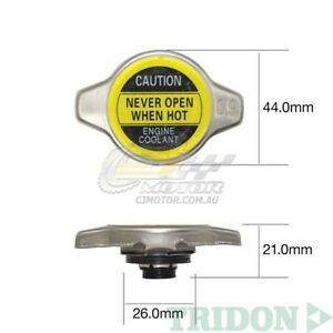 TRIDON FUEL CAP NON LOCKING FOR Ford Laser KJ 10//94-11//98 1.6L-1.8L TFNL227