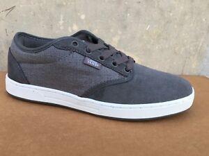 af9565a6f3 Image is loading VANS-Preston-Grey-White-Casual-Shoes-MEN-039-