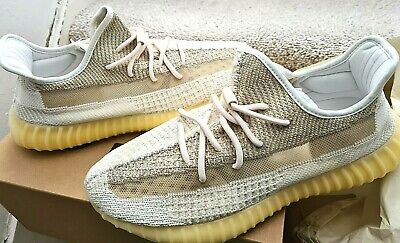 Adidas Yeezy Boost 350 v2 Natural Size