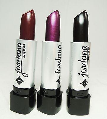 20 PCs Jordana Lipsticks - Made in USA