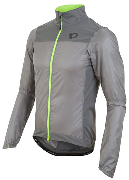 Pearl Izumi 2017 PRO P.R.O. Barrier Lite Jacket Monument Smoked Pearl - 2XL