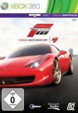 Xbox 360 Forza Motorsport 4 Neuwertig