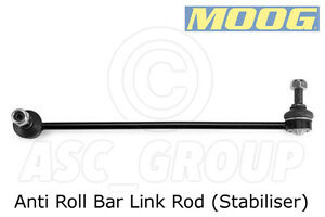 Details about MOOG Front Axle left or right - Anti Roll Bar Link Rod  (Stabiliser), VO-LS-1870