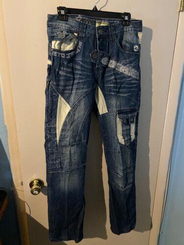 ETO Black Label 9901 Denim Jeans Mens Size 30S