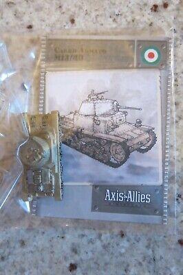 WOTC Axis /& Allies Set 1 Jeep NM