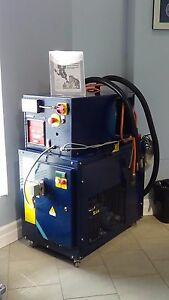 mk45 TDM Electrical spindle with control unit and cooling system