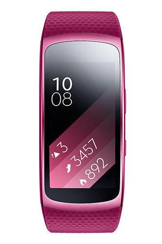 Samsung Gear Fit 2 38mm Smartwatch -Pink