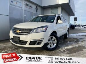 2013 Chevrolet Traverse 2LT AWD Luxury, DVD, 2nd Row Captains!