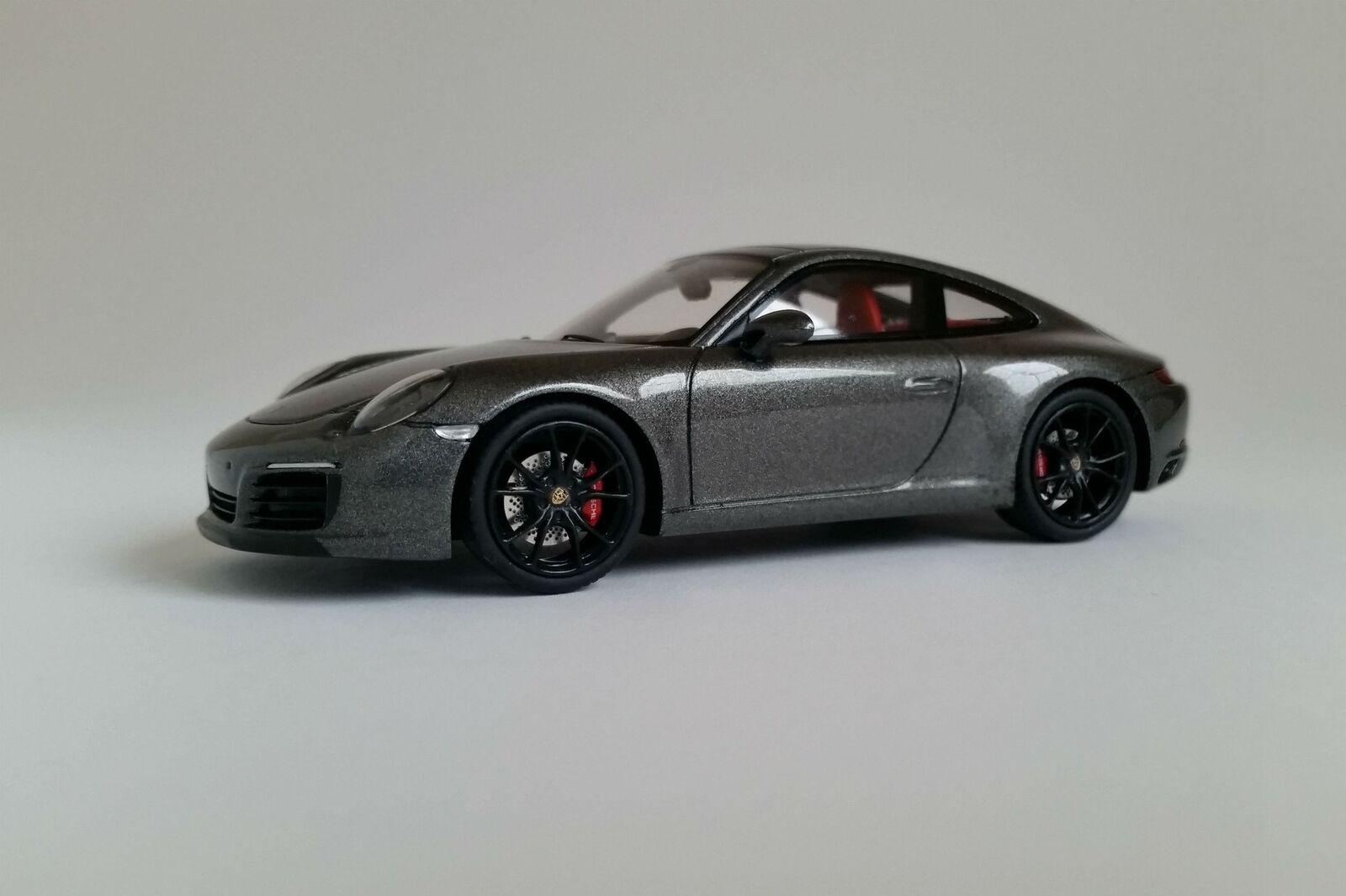 servizio onesto Porsche 991.2 autorera S S S (2016)   1 43 Scale modello auto   Spark S4936  prezzi equi