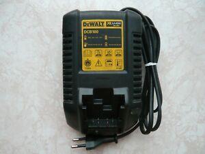 Chargeur DEWALT DCB100 - DCB 100 XR 10,8 v lithium-ion très bon état