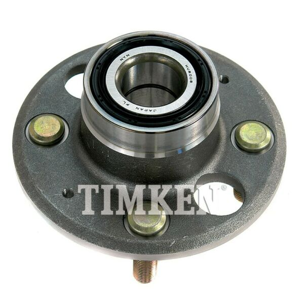 Wheel Bearing And Hub Assembly-FWD Rear Timken 513050 Fits