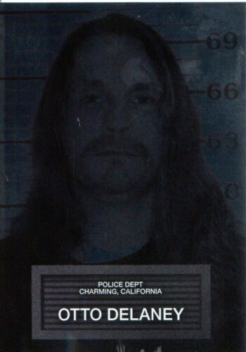 Sons Of Anarchy Seasons 6 /& 7 Parallel Mug Shots Chase Card MG7 OTTO DELANEY
