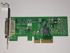 PCIe S26361-D1500-V610 GS2 LR 2910 PCB RevA DVI ADD2 für Esprimo/Celsius usw