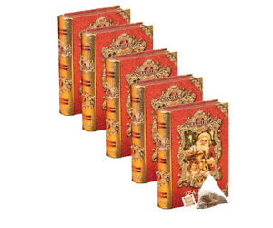 Basilur-Tea-Ceylon-Tea-Bags-With-Metal-Mini-Tea-Book-Vol-v-X-05-Packs