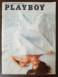 Playboy magazine February 1967 Kim Farber Woody Allen - Casino Royale VERY GOOD | eBay