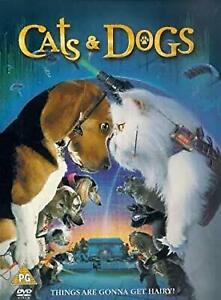Cats-And-Dogs-DVD-2001-Used-Very-Good-DVD