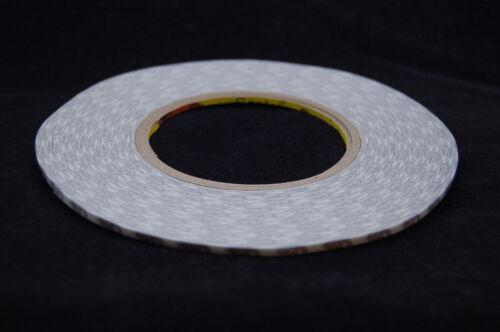 3M 9080HL Doppelseitiges Transparentes Klebeband für Handys Elektronik Handwerk
