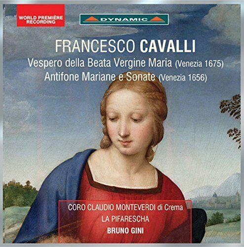 Claudio Monteverdi' Choir of Crema - Francesco Cavalli: Vespero Della