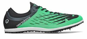 New-Balance-Men-039-s-LD5000v6-Track-Spike-Shoes-Green-with-Black
