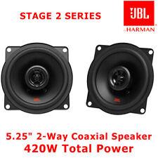 "13cm 5.25/"" 2-Way Car Coaxial Speakers 210W Total Power JBL GT7-5"