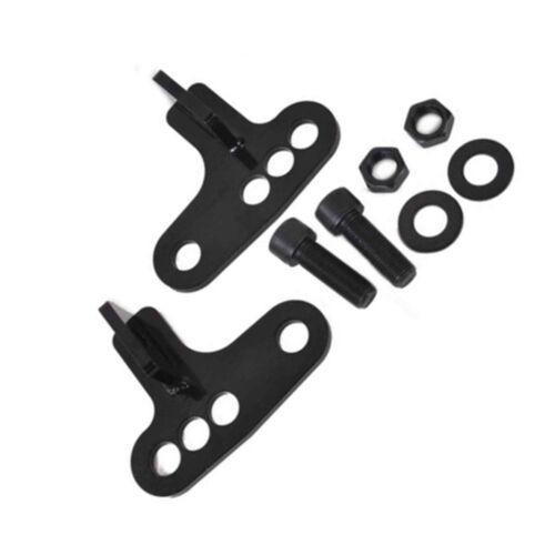 "1/"" 3/"" Rear Shock Lowering Drop Kit For 00-15 Harley XL 883 1200 Sportster Motor"