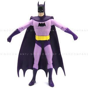 rare-DC-batman-Purple-Direct-Comics-Universe-6-034-Action-Figure-boy-toy-gift