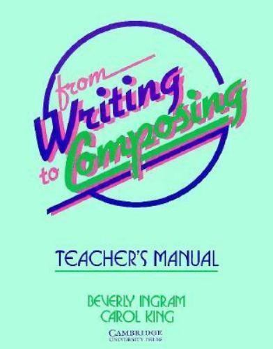 From Writing to Composing : An Introductory Composition Course for Students of E
