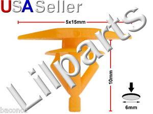 Image Is Loading 91530 SP1 003 Weatherstrip Door Trunk Seal Clip