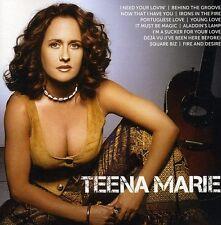 Teena Marie - Icon [New CD]