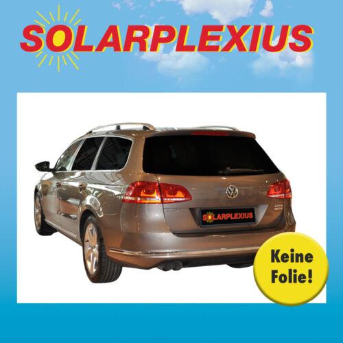 Protección solar coche reconstituida solar cegar no lámina VW Passat Variant b8 a partir de 15