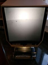 Eyecom 1200 Microfiche Reader Viewervintageveucthis Is Our Last One