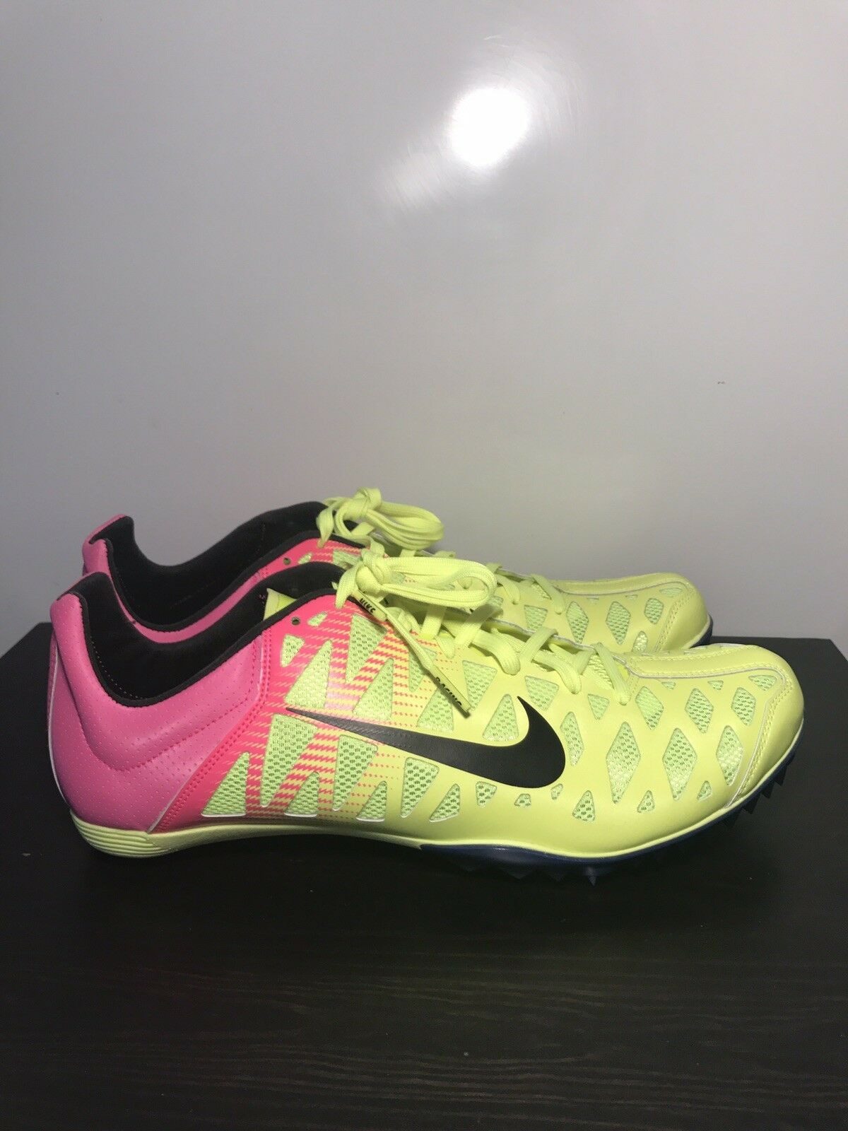 NIKE ZOOM MAXCAT 4 TRACK RUNNING SPIKES RIO OLYMPICS MEN SZ 11.5 NEW WITH SPIKES
