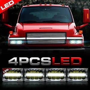 chevy c5500 headlamp wiring 4 led headlights 4x6 2003 to 2009 for chevy kodiak c4500 c5500  chevy kodiak c4500 c5500