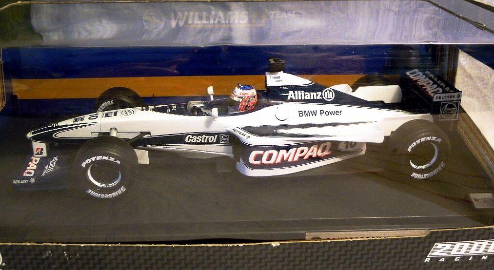 HOT WHEELS 26736  Williams f1 fw22, J. Button, 1 18, NOUVEAU & NEUF dans sa boîte-non ouvert