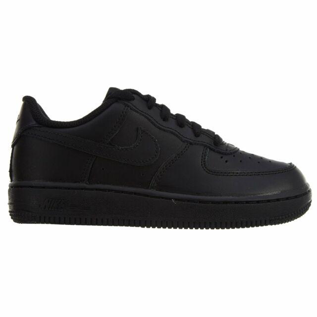 Nike Air Force 1 PS Black Boys / Girls