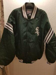 Vintage Chicago White Sox Starter jacket  size Extra Large