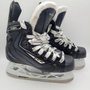 CCM-Ice-Hockey-Skates-42K-Ribcore-Pump-Kids-Size-1-Shoes-2-5-EXCELLENT