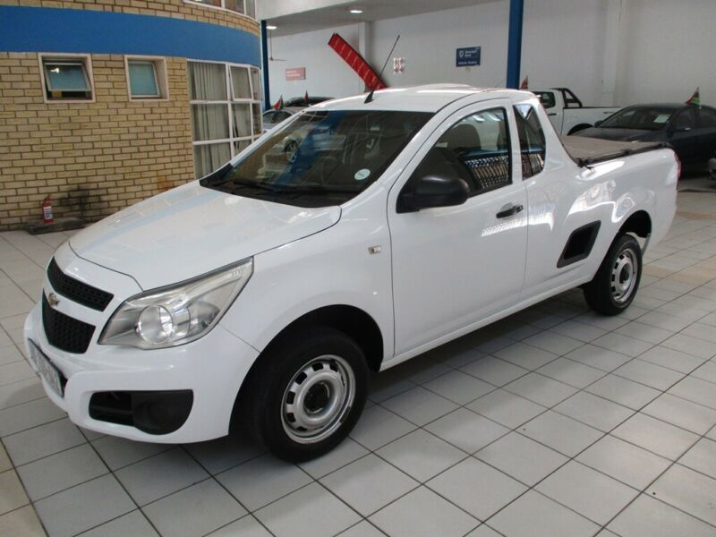 2012 Chevrolet Utility 1.4 AC, White with 127000km available now!