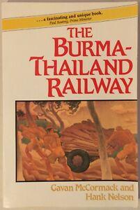 The Burma-Thailand Railway by Gavan McCormack, Hank Nelson (Paperback)