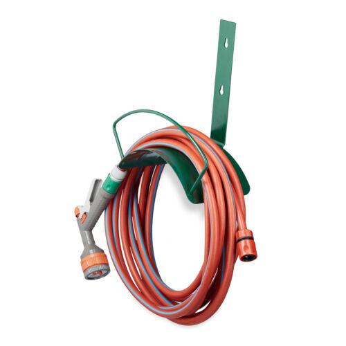Schlauchhalter Wand Gartenschlauchhalter Wandschlauchhalter Metall Kabelhalter